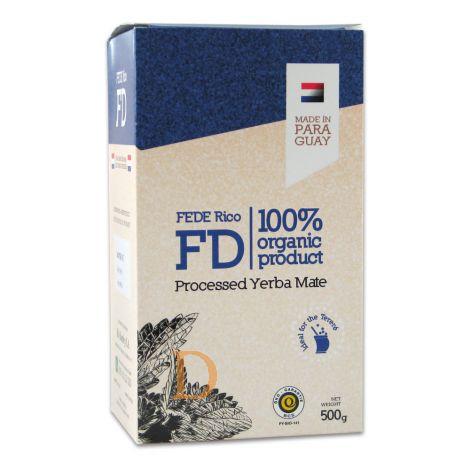Fede Rico - Mate Tee aus Paraguay 500g